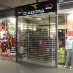 Polycarbonate Roller Shutters 254