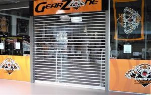 Roller Shutters in Sydney with a Clear Vision