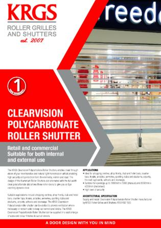 Clearvision Brochure