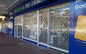 Protection from the elements with Roller Shutters in Perth