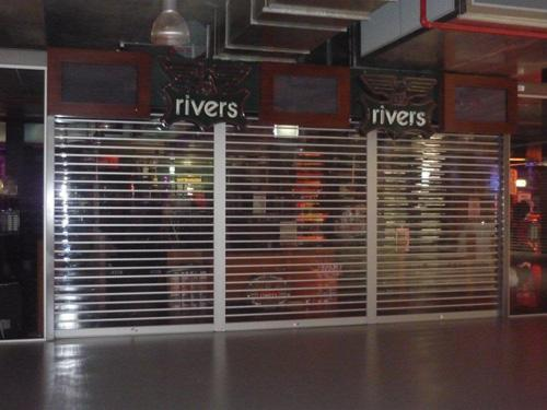 Commercial Doors Commercial Polycarbonate Roller