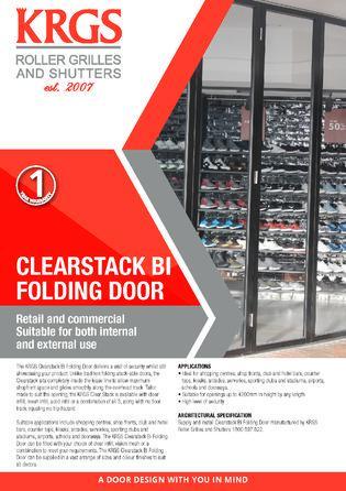 Clearstack Brochure