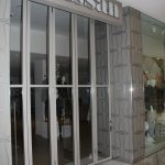 Clearglide Bi Folding Door