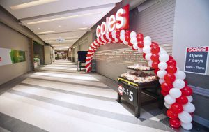KRGS Doors Open Up New Coles @ Revesby