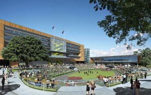 Randwick Redevelopment set to feature KRGS Roller Grilles