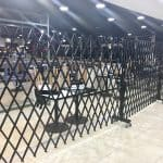 Mobile Trellis Barrier