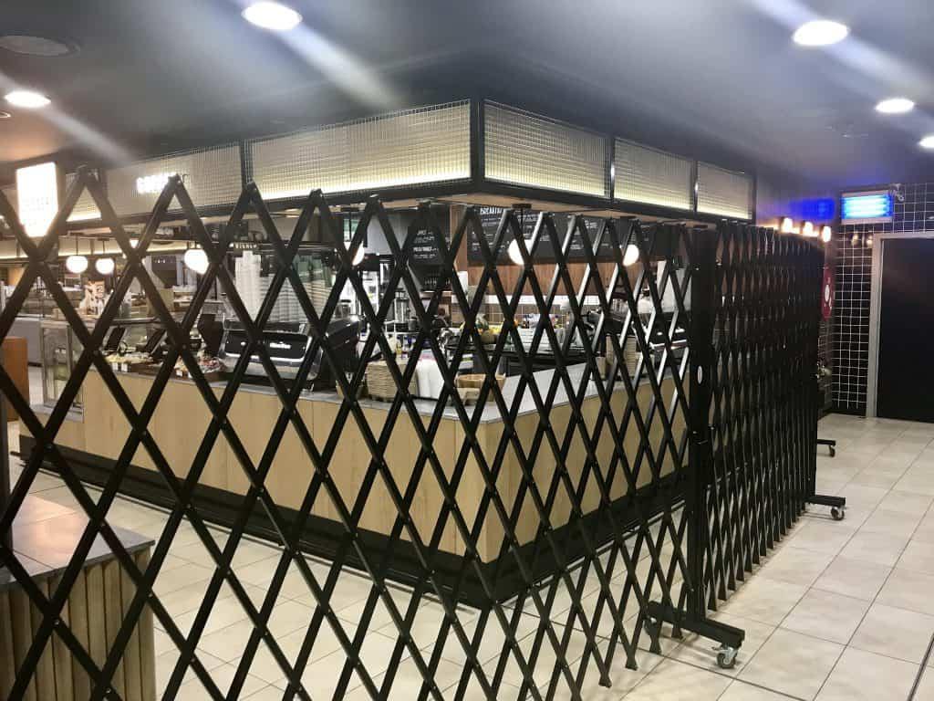 Trellis Door Security Trellis And Mobile Barrier Krgs