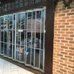 Commercial storefront doors