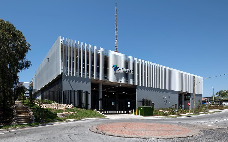 ausgrid building