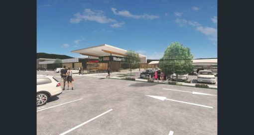 KRGS Doors Secure Woolworths at Cameron Park Plaza